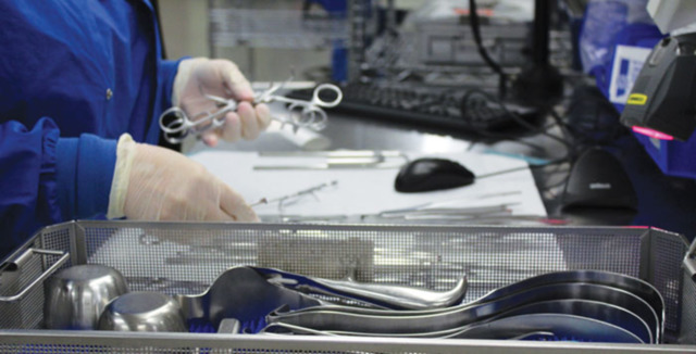 Sterile processing gears up for quality performance
